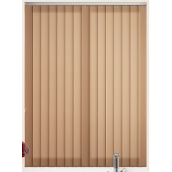 Topaz Copper Vertical Blind
