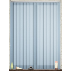 Topaz Steel Vertical Blind