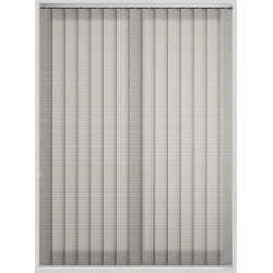 Wicker Asc Taupe Vertical Blind