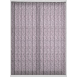 Jasmine Asc Mulberry Vertical Blind