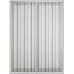 Woodbark Asc White Oak Vertical Blind