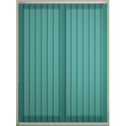 Certex Dark Green Vertical Blind