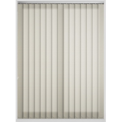Wicker Asc Cream Vertical Blind
