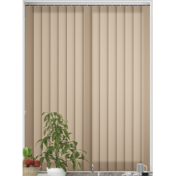 Polaris Barley Vertical Blind