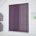Otto Mulberry Vertical Blind