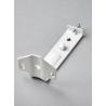3x 90mm Face Fixing Vertical Blind Brackets (30mm Headrail)