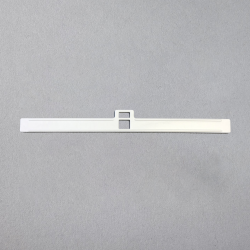 "5"" Deluxe Vertical Double Slotted Blind Hanger"
