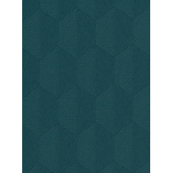 Nera Teal Vertical Blind