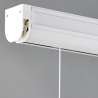 Made To Measure Chain Operated Deluxe Roman Blind Kit