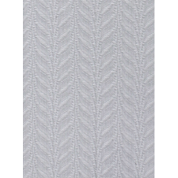 Leaf White Replacement Slats