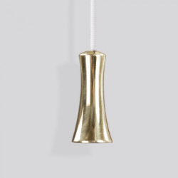 Brass Bell Tassel