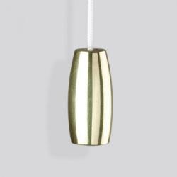 Brass Bullet Tassel
