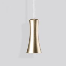 Brushed Brass Bell Tassel