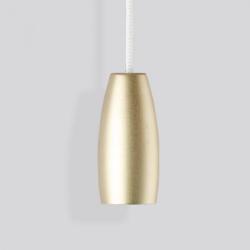 Brushed Brass Bullet Tassel