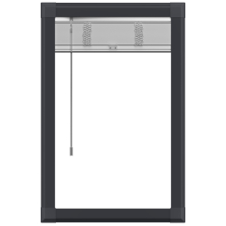 Pure Perfect Fit In Anthracite Frame