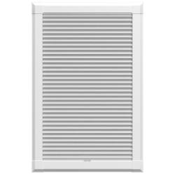Luna Blackout Cloud White Perfect Fit Blinds