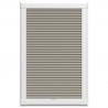 Luna Blackout Taupe Beige Perfect Fit Blinds
