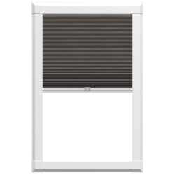 Luna Blackout Luna Walnut  Perfect Fit Blinds