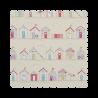 Seaside Huts Pink