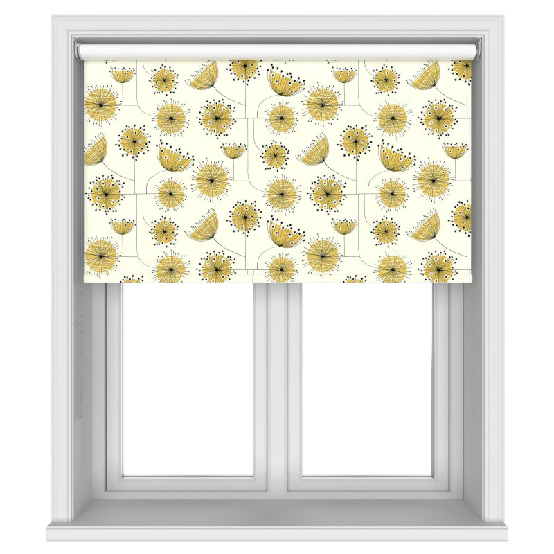 Missprint Blackout Dandelion Mobile Sunflower Yellow