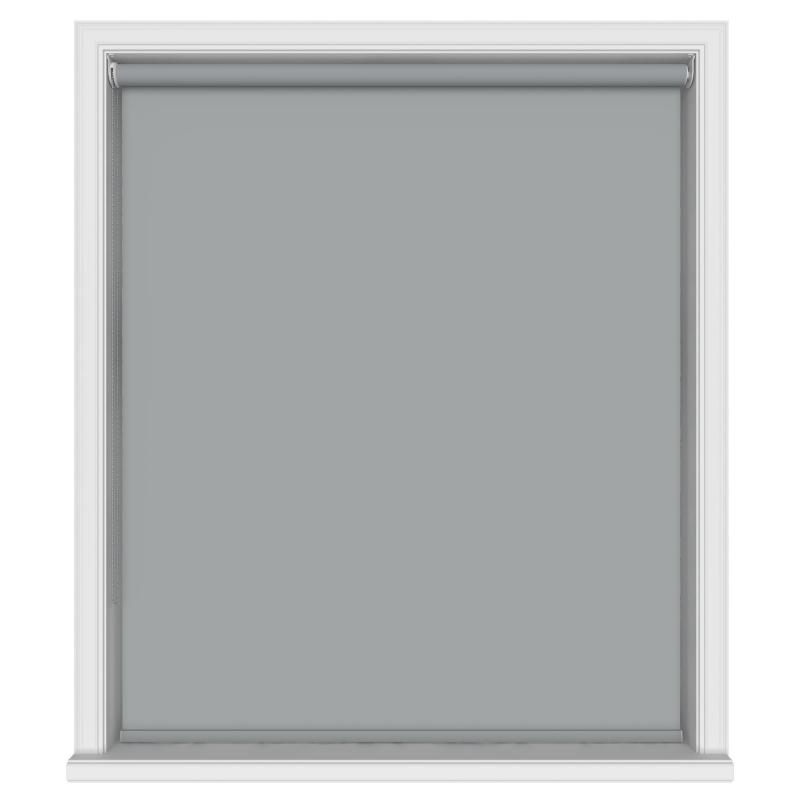 Konya Blackout Steel Grey