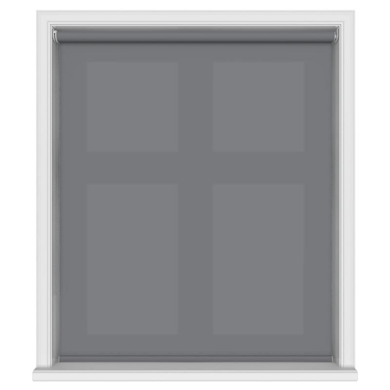 Stirlo Iron Grey Roller Blind