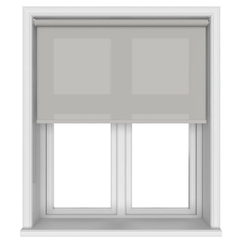 Stirlo Whisper Grey Roller Blind