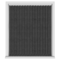 Metz Black Vertical Blind