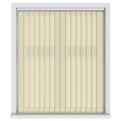 Splash Butter Vertical Blind