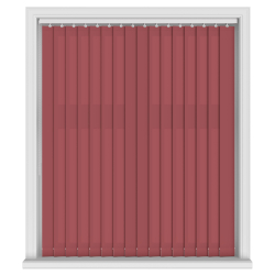 Splash Canvas Vertical Blind