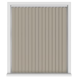 Bella Putty Vertical Blind