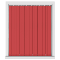 Bella Scarlett Vertical Blind