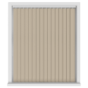 Bella Hessian Vertical Blind