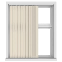 Kobe Sand Vertical Blind