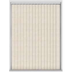 Sahara Cream Vertical Blind
