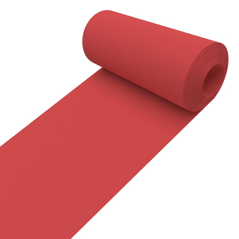 Unicolour Red Replacement Slats