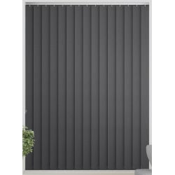 Bella Graphite Vertical Blind